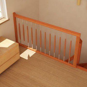 Mediniai laiptai su medinėm laikančiom sijom ME 04