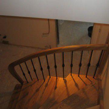 Mediniai laiptai ME 17