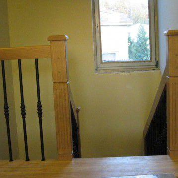 Mediniai laiptai ME 22