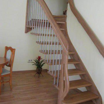 Sąvaržiniai išlengvinti laiptai SA 13