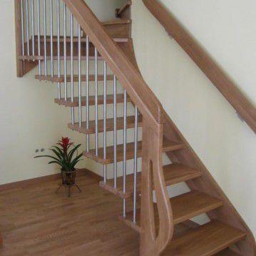 Sąvaržiniai išlengvinti laiptai SA 15