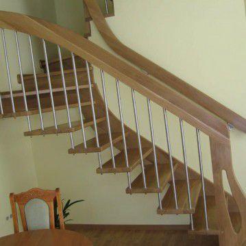Sąvaržiniai išlengvinti laiptai SA 16