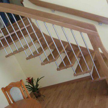Sąvaržiniai išlengvinti laiptai SA 17