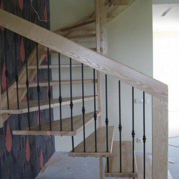Sąvaržiniai išlengvinti laiptai SA 19