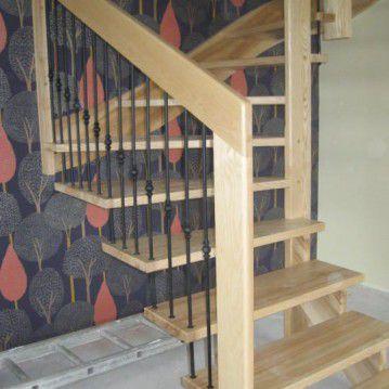 Sąvaržiniai išlengvinti laiptai SA 20