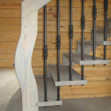 Mediniai sąvaržiniai laiptai SA 37