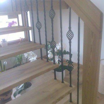Sąvaržiniai išlengvinti laiptai su aikštele SA 59