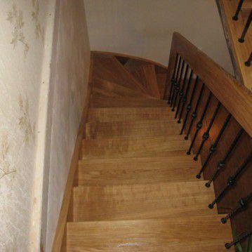 Sąvaržiniai išlengvinti laiptai SA 65