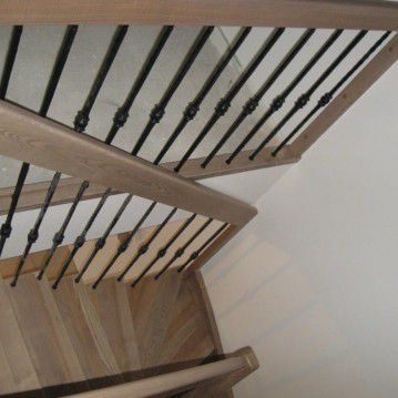 Sąvaržiniai išlengvinti laiptai SA 66