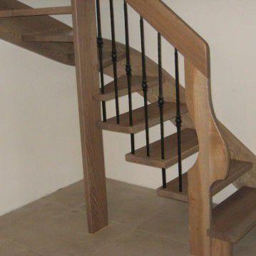 Sąvaržiniai išlengvinti laiptai SA 68