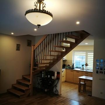 Išlengvinti laiptai SA 85